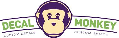 decal monkey